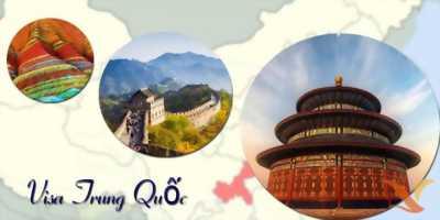 Làm Visa đi Trung Quốc bao đậu giá tốt