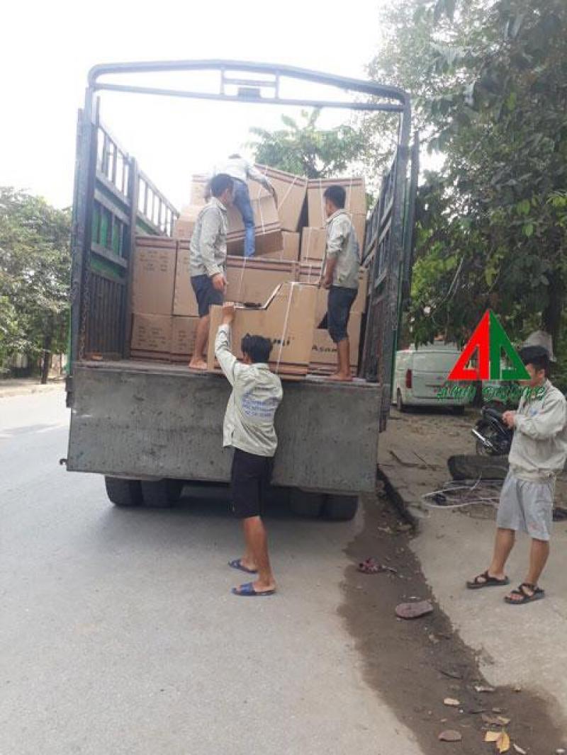 Cty Ánh Dương  nhận chuyển nhà vp bốc xêp bốc vác cho thuê xe nâng LH 0967899222