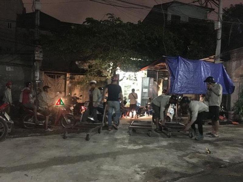 Dịch vụ Ánh dương: bốc xếp, chuyển nhà tại Hà Nội.0967899222