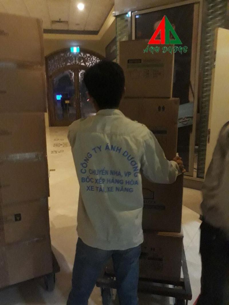Dịch vụ chuyển nhà trọn gói 0967899222