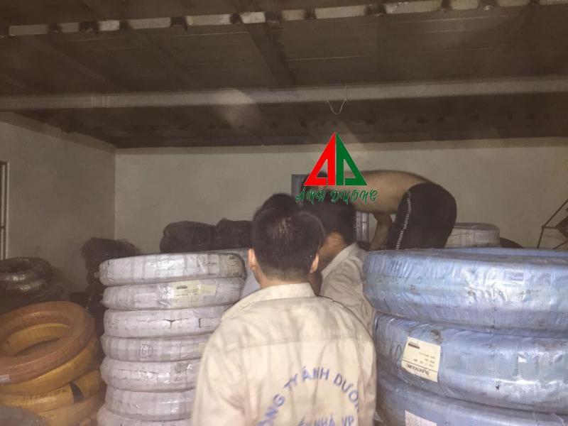 Dịch vụ chuyển nhà bốc xếp  trọn gói Ánh Dương