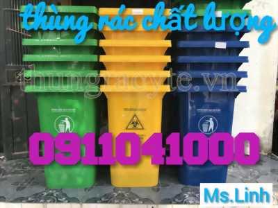 Bình Tân-Vĩnh Long Chuyên phân phối thùng rác đến đại lý của các tỉnh giá cả yêu thương
