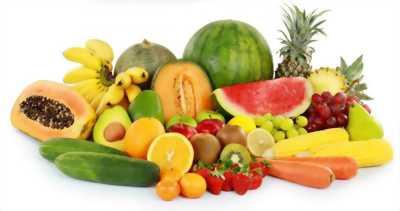 Bán trái cây - nhà trồng