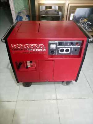 Máy phát điện siêu cách âm 2kw của HONDA ( Nhật bãi)