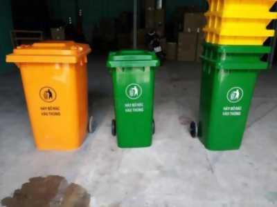Cơ sở phân phối thùng rác tại long an