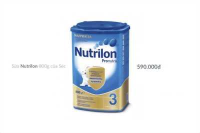 Bộ Sản Phẩm Sữa Và Đồ Dùng Cho Bé