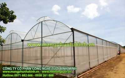 Cung cấp nhà dùng nhà kính, cung cấp vật tư nhà kính, các loại màng phủ nông nghiệp, các tiêu chuẩn mô hình rau sạch tại việt nam.
