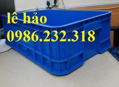 Thùng nhựa bánh xe, thùng b1, thùng b2, b3, b4, sóng nhựa bit, thung nhựa đặc,