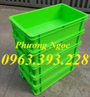 Thùng nhựa đặc B2, khay đựng linh kiện, hộp nhựa đựng đồ giá rẻ