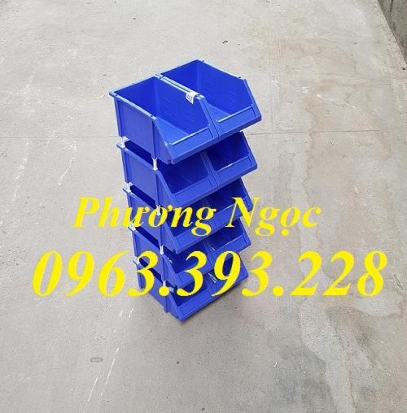 Khay linh kiện xếp chồng, Kệ dụng cụ xếp tầng, Hộp nhựa đựng linh kiện