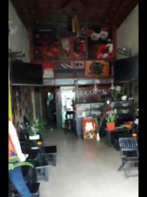 Sang quán cafe napoly mặt tiền đinh bộ lĩnh f26