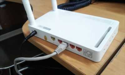 Thiết Bị Phát Wifi ToTo-Link 300RH.
