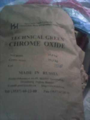 Cung cấp Chrome oxide, Cr2O3 Giá tốt