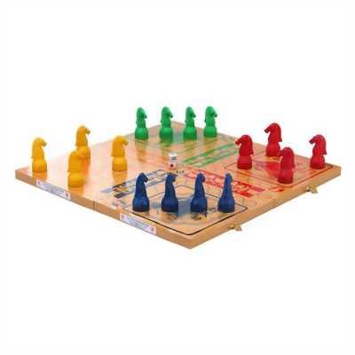 Bộ đồ chơi cờ cá ngựa lớn 42cm x 44cm