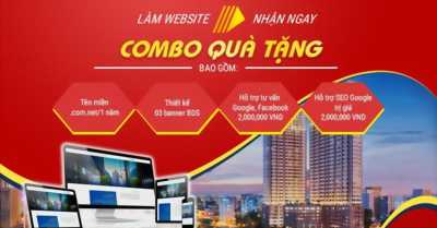 Chuyên cung cấp gói dịch vụ tạo website nhanh