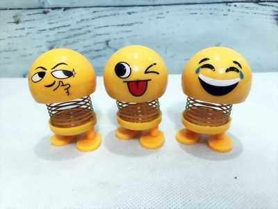 Combo 5 Emoji nhún lò xo lắc lư GD0031