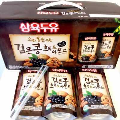 Bán sữa óc chó Hàn Quốc