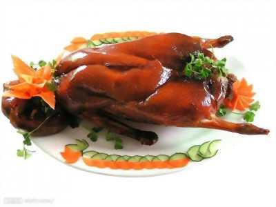 Bán Vịt xiêm hun khói 1/2 con - ăn là ghiền