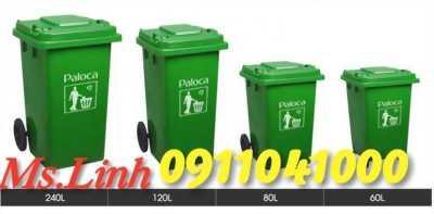 Quận 7-Sài Gòn Chuyên phân phối thùng rác đến đại lý của các tỉnh giá cả yêu thương