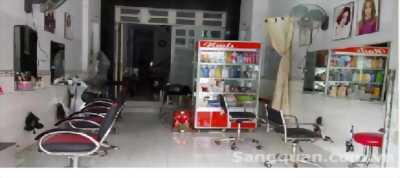 Sang Tiệm Tóc mặt tiền 2660 đường Phạm Thế Hiển, P.7, Quận 8