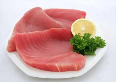 Cá Ngừ đại dương - hàng xuất khẩu