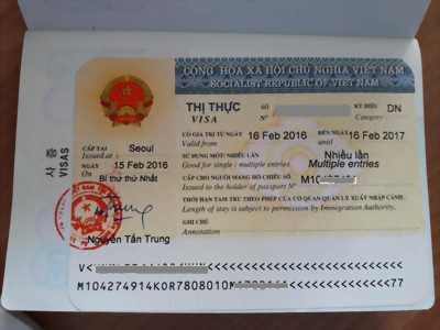 Gia Hạn Visa Việt Nam ở đâu cho người nước ngoài
