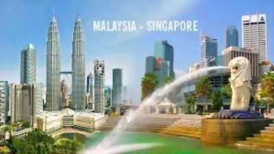 Lịch khởi hành tour Singapore-Malaixia mới nhất