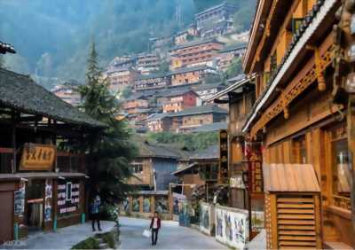 Khám phá vẻ đẹp Trung Quốc với giá siêu hấp dẫn