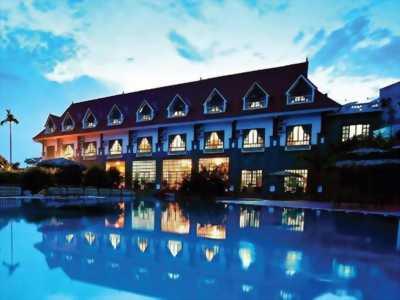 Báo giá resort quanh Hà Nội dịp tết Dương Lịch 2019