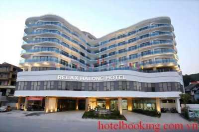 Đặt phòng khách sạn mới Relax Hạ Long giá cực tốt