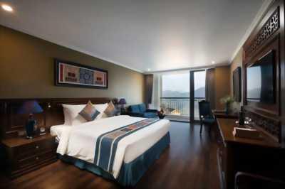 Siêu hot đặt phòng khách sạn 4 sao Pistachio Sapa cực rẻ
