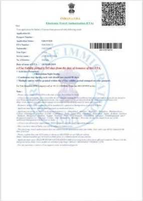 Làm Visa Ấn Độ Online 1 Năm Nhiều Lần