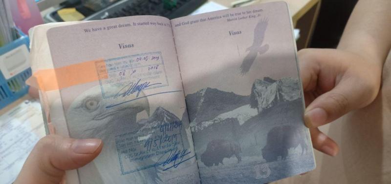 Tư vấn gia hạn visa cho quốc tịch Mỹ tại Việt Nam