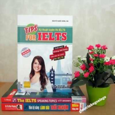 Sách Tips for Ielts Kỹ năng luyện thi Ielts