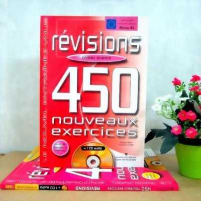 Sách 450 révisions niveau avancé