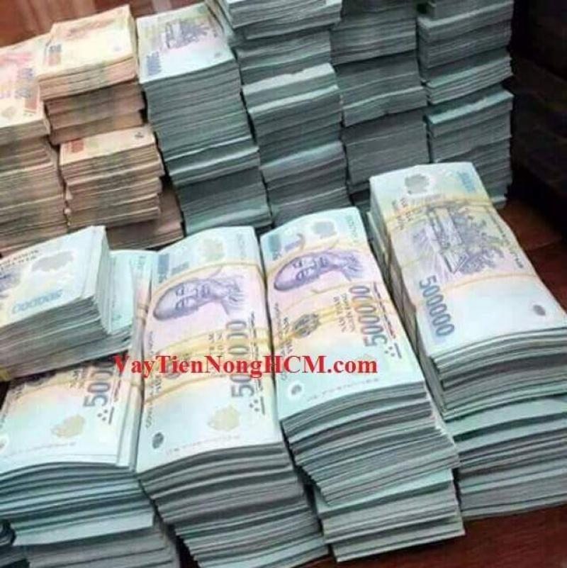 Cho vay tiền nóng, không thế chấp tài sản, nhận tiền nhanh trong ngày, duyệt online