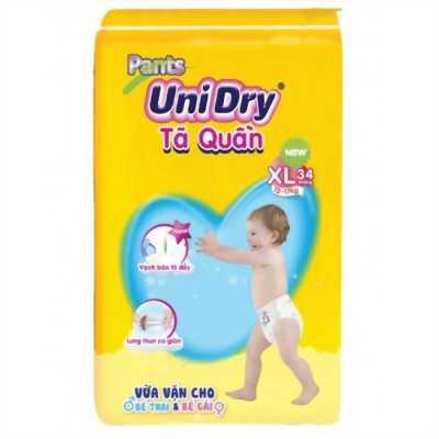 Tã quần Unidry size XL34 cho bé 12 đến 17 kg