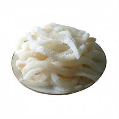 Mứt Dừa trắng bao ngon 1 kg Đặc sản Bến Tre