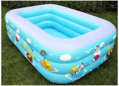 Bể bơi bơm hơi Summer sea