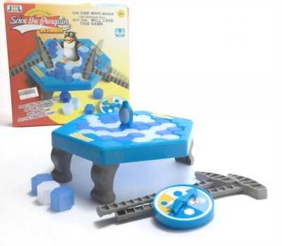 Trò chơi giải cứu chim cánh cụt