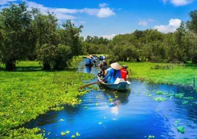 Tour Quần Đảo Bà Lụa-Rừng Tràm Trà Sư 2N2Đ_Haidangtravel