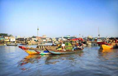 Tour Tp.Hồ Chí Minh - Cần Thơ 2N1Đ_Haidangtravel