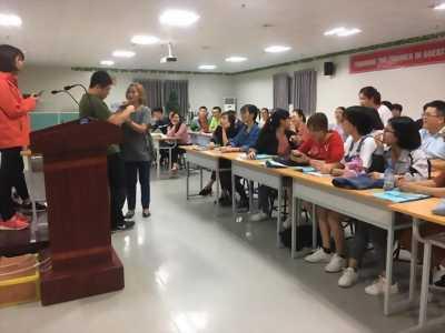 Trung tâm ngoại ngữ liên kết với doanh nghiệp ở Bắc Ninh