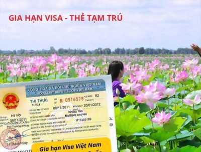 Gia hạn visa cho người nước ngoài ở tại Đồng Tháp