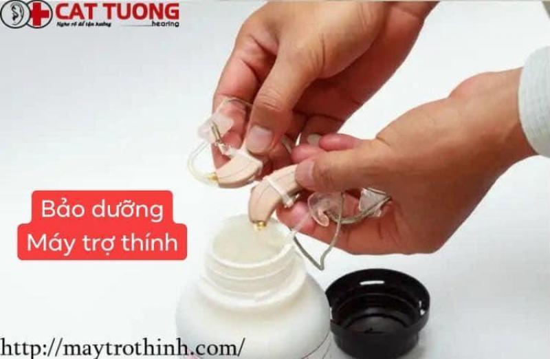 Trung tâm bảo hành máy trợ thính tại Nam Định
