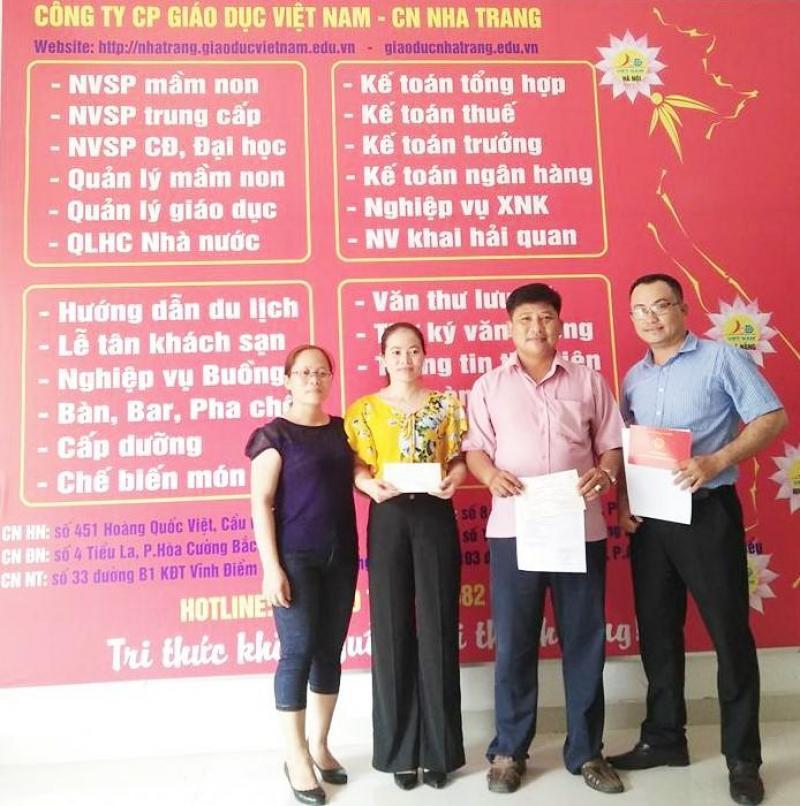 Đào tạo kế toán tại Nha Trang, Quy Nhơn
