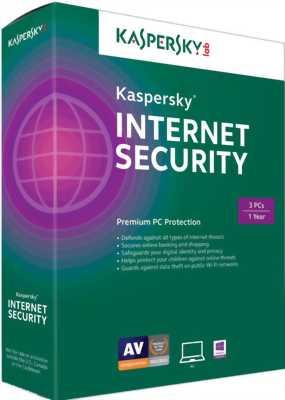 DƯ 1 MÃ KASPERSKY Iinternet Sercurity - BÁN RẺ 200K (MỚI MUA NGÀY 21/02/2017)