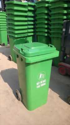 Nơi phân phối thùng rác 240 lít giá rẻ nhất sóc trăng
