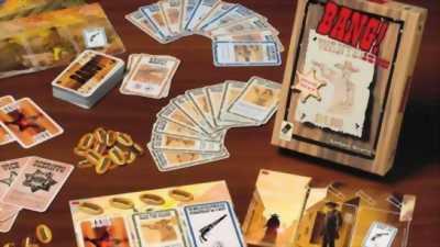 Trò chơi Board Game BANG!!