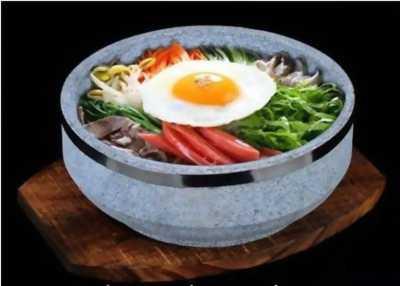 Thố đá nóng Hàn Quốc, Tô đá nóng Hàn Quốc